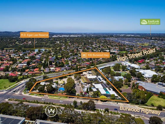 530-532 Burwood Highway Wantirna South VIC 3152 - Image 1