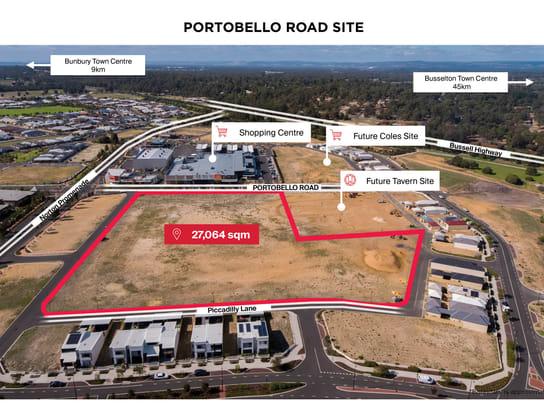 Lot 9041 Portobello Road and Tiffany Centre Dalyellup WA 6230 - Image 1