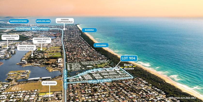 Lot 904 Bokarina Beach Bokarina QLD 4575 - Image 5