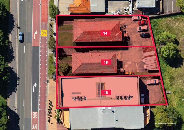 14,16 & 18 Pitt Street Parramatta NSW 2150 - Image 2