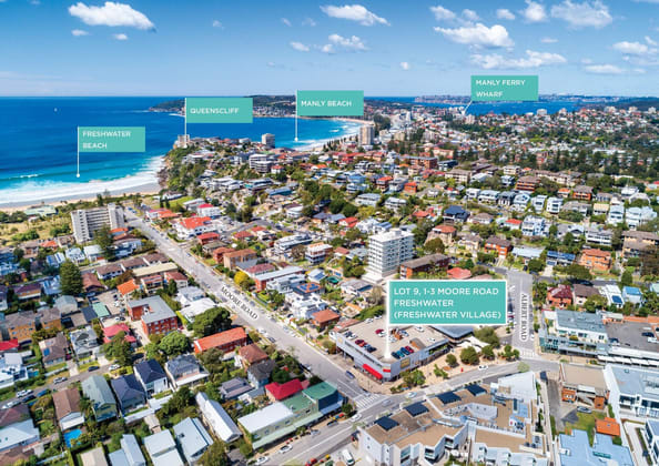 Lot 9/1-3 Moore Road Freshwater NSW 2096 - Image 1