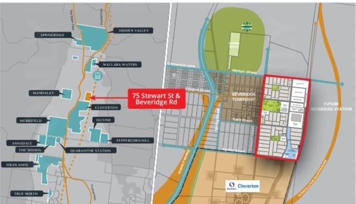 75 Stewart Street & 261 Beveridge Road Beveridge VIC 3753 - Image 1