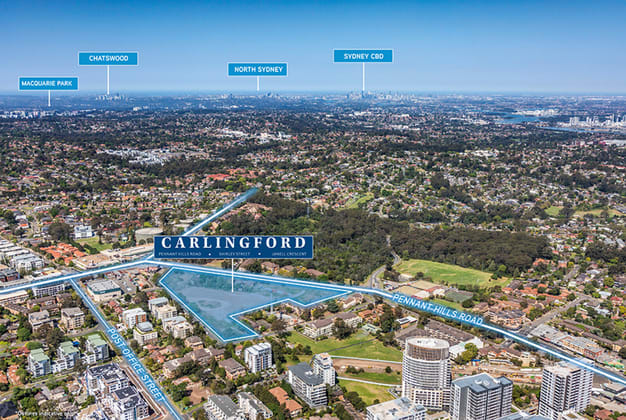 263-273 & 277-281 Pennant Hills Road Carlingford NSW 2118 - Image 3