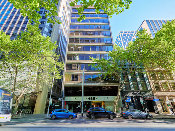 Level 3/488 Bourke Street, Suite 4 Melbourne VIC 3000 - Image 1