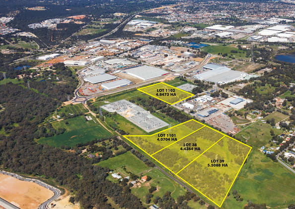Lots 38, 39 and 1101 Stirling/Lot 1102 Central Avenue Hazelmere WA 6055 - Image 2