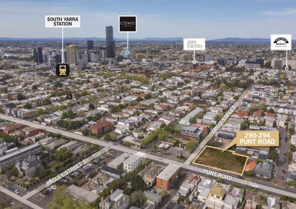 290-294 Punt Road, South Yarra/290-294 Punt Road South Yarra VIC 3141 - Image 4