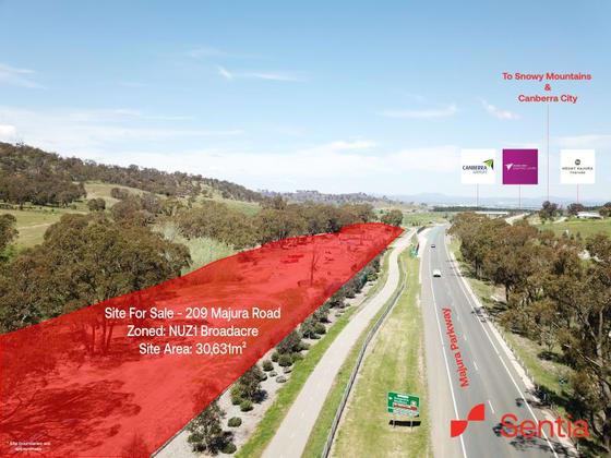 Whole Site/209 Majura Road, Majura Pialligo ACT 2609 - Image 1