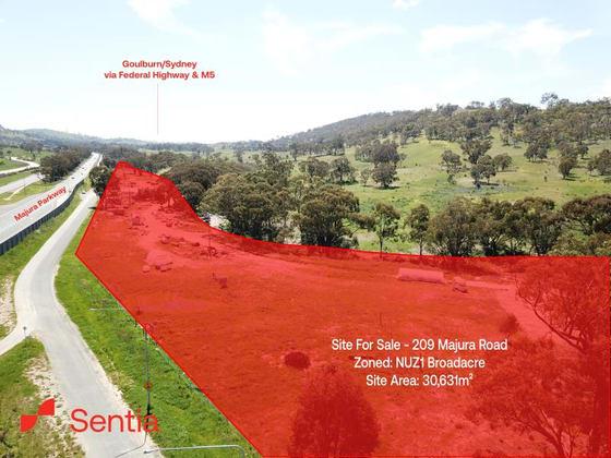 Whole Site/209 Majura Road, Majura Pialligo ACT 2609 - Image 2