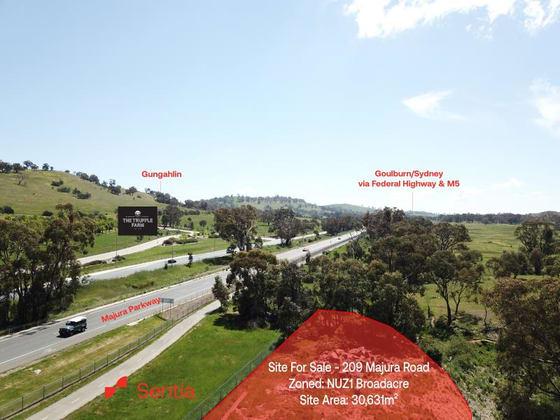 Whole Site/209 Majura Road, Majura Pialligo ACT 2609 - Image 3