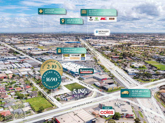 2-10 Springvale Road and 1690 Centre Road Springvale VIC 3171 - Image 1