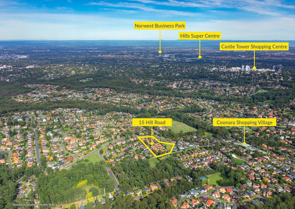 15 Hill Road & 1 View Street West Pennant Hills NSW 2125 - Image 5