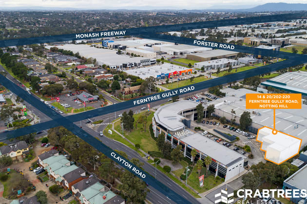 14 & 20/202-220 Ferntree Gully Road Notting Hill VIC 3168 - Image 3