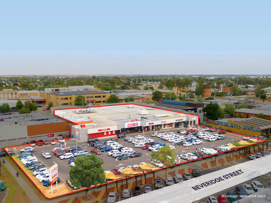Coles Swan Hill Shopping Centre, Cnr Beveridge St & McCrae Street Swan Hill VIC 3585 - Image 1