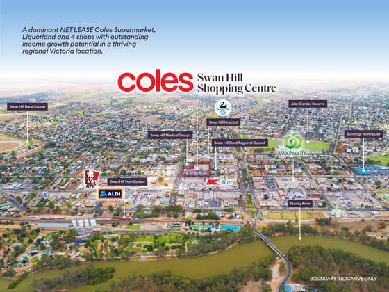 Coles Swan Hill Shopping Centre, Cnr Beveridge St & McCrae Street Swan Hill VIC 3585 - Image 3