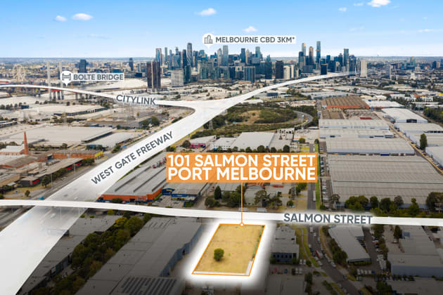 101 Salmon Street Port Melbourne VIC 3207 - Image 1