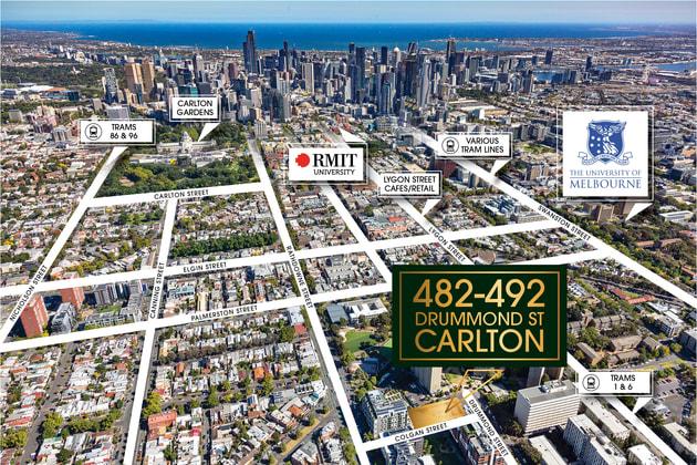 482-492 Drummond Street Carlton VIC 3053 - Image 1