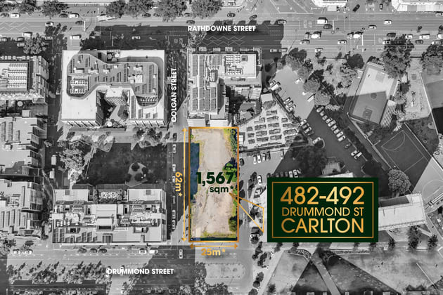 482-492 Drummond Street Carlton VIC 3053 - Image 3