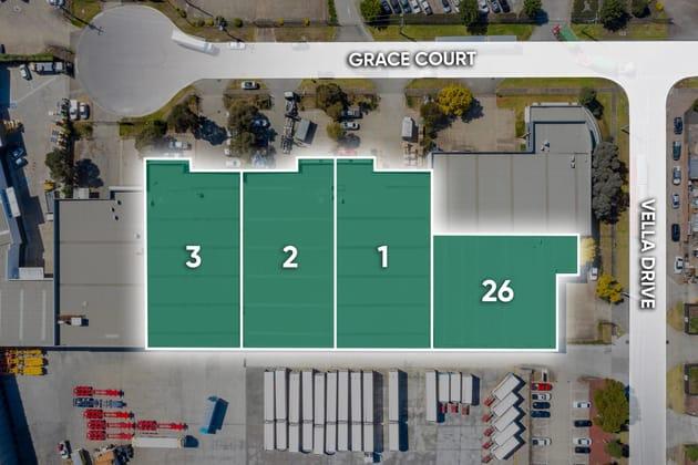 26 Vella Drive & 1, 2 & 3 Grace Court Sunshine West VIC 3020 - Image 3