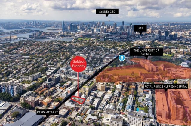 73-75 & 77-79 Parramatta Road Camperdown NSW 2050 - Image 1