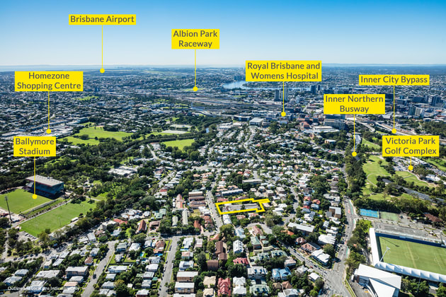 40, 42 and 46 Fleming Road Herston QLD 4006 - Image 5