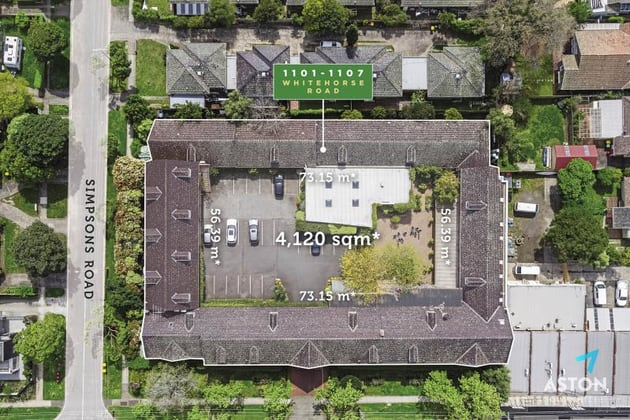 Whole building/1101-1107 Whitehorse Road Box Hill VIC 3128 - Image 2