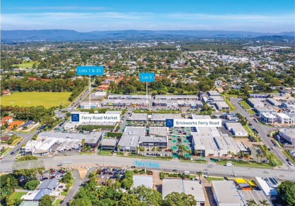 The Brickworks Annex Lots 1 & 35 and Lot 9, 19 Brolga Avenue Southport QLD 4215 - Image 1