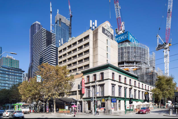 Jasper Hotel, 489-499 Elizabeth Street Melbourne VIC 3000 - Image 2