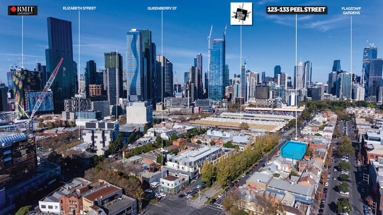 123-133 Peel Street North Melbourne VIC 3051 - Image 2