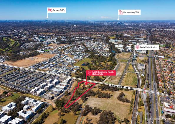Lot 6 Balmoral Road Bella Vista NSW 2153 - Image 1