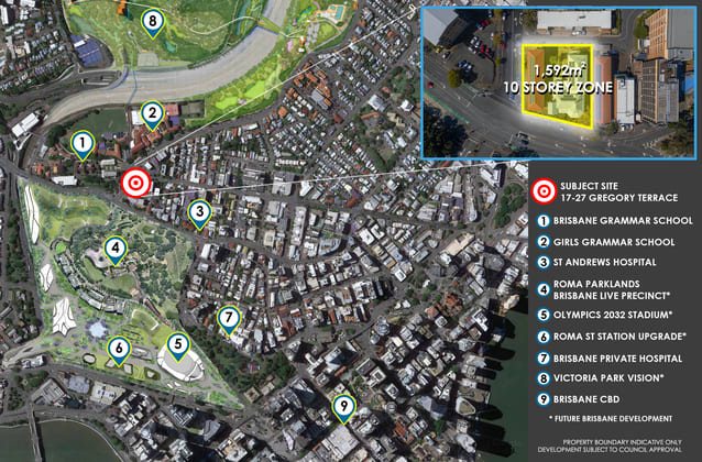 17 & 27 Gregory Terrace Spring Hill QLD 4000 - Image 2