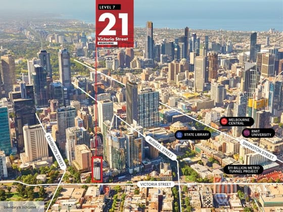 Level 7, 21 Victoria Street Melbourne VIC 3000 - Image 2