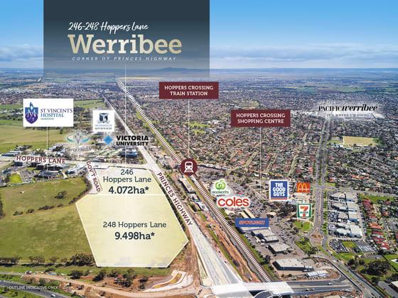 246-248 Hoppers Lane (Cnr Princes Highway) Werribee VIC 3030 - Image 2