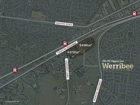246-248 Hoppers Lane (Cnr Princes Highway) Werribee VIC 3030 - Image 3