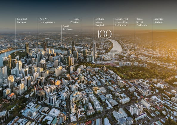 100 Leichhardt Street & 20 Little Edward Street Spring Hill QLD 4000 - Image 1