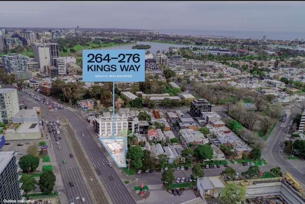264-276 Kings Way South Melbourne VIC 3205 - Image 2