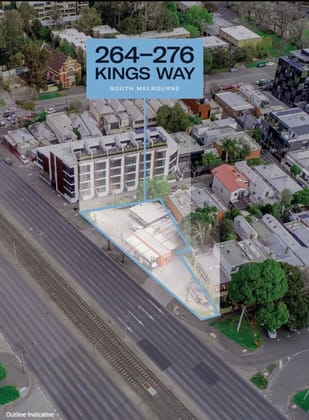 264-276 Kings Way South Melbourne VIC 3205 - Image 4