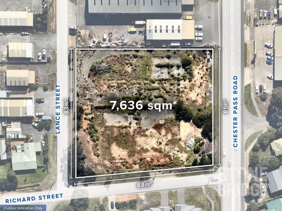 107-111/Chester Pass Rd (South Coast Hwy) And 6-8 Lance St Milpara WA 6330 - Image 1