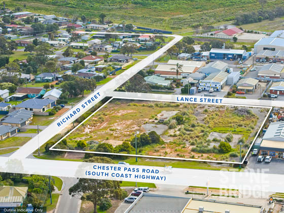 107-111/Chester Pass Rd (South Coast Hwy) And 6-8 Lance St Milpara WA 6330 - Image 3
