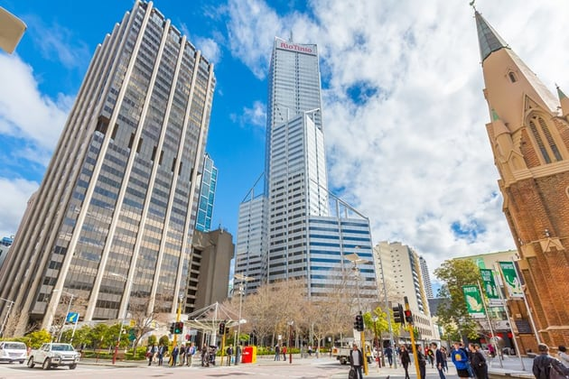 152-158 St Georges Terrace Perth WA 6000 - Image 2