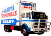 Transport, Distribution & Storage Business in Dalby