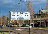Motel Business in Hillston