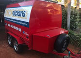 Mobile Services Business in Broome