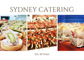 Catering Business in Sydney