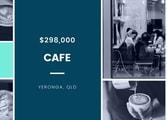 Cafe & Coffee Shop Business in Yeronga