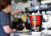 The Coffee Guy franchise opportunity in Port Melbourne VIC