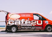Cafe2U franchise opportunity in South Mackay QLD