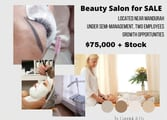Beauty Products Business in Singleton