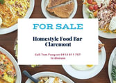 Food, Beverage & Hospitality Business in Claremont