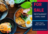 Cafe & Coffee Shop Business in Coogee