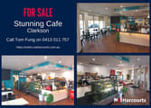 Cafe & Coffee Shop Business in Clarkson